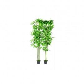 2 x Art Bamboo Bamboo Art Tree 1,90m