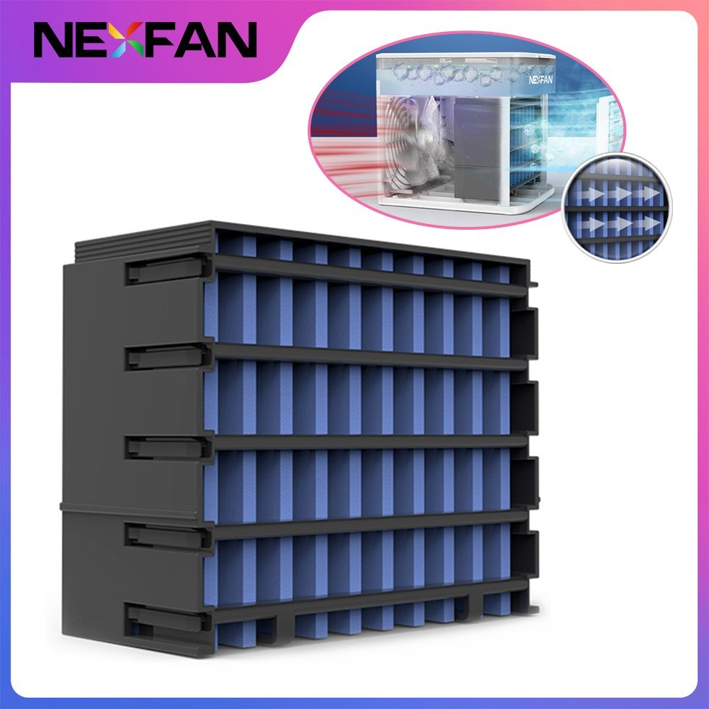 Filter Compatible with Air Cooler Cleaning Element for Cooling Fan